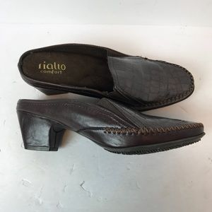rialto comfort womens shoes. size 7 1/2